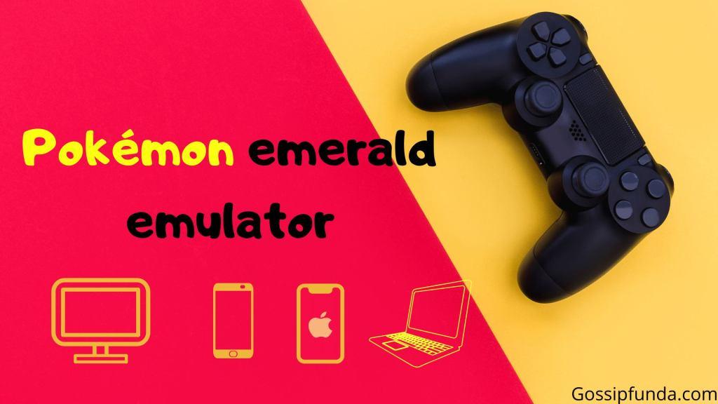 Pokemon emarald emulator