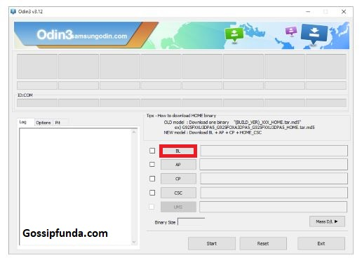 download Odin3 software
