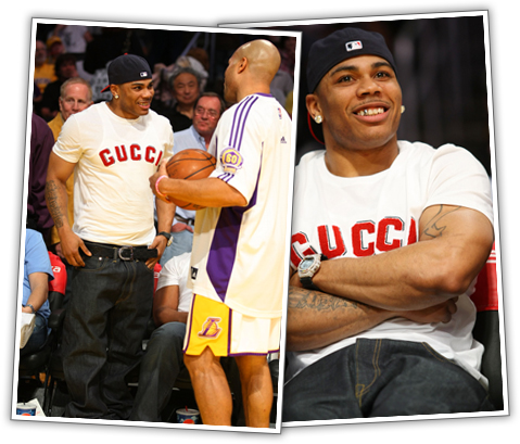23rd) in L.A. According to Rap-Up.com Nelly's working hard on his new album,