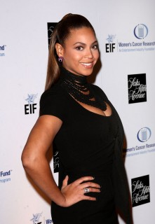 Beyonce // Saks 5th Avenue Event