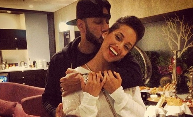 Image result for swizz beatz and alicia keys genesis