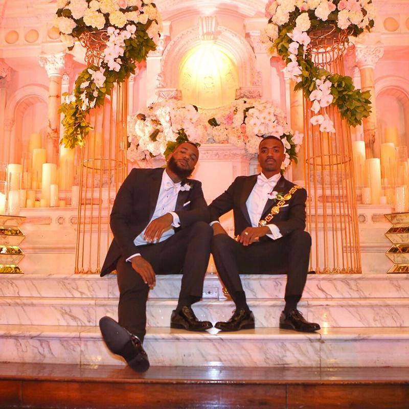 Ray J Amp Princess Love Wedding Photos Love Amp Hip Hop Hollywood Stars Officially Tie The Knot