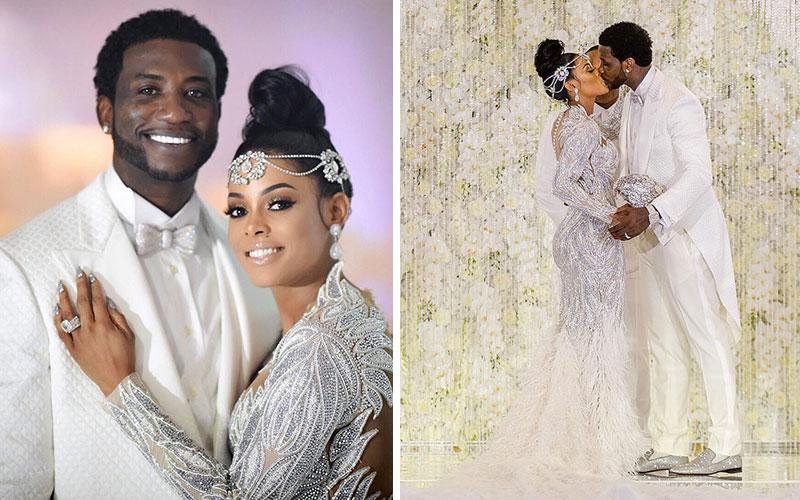 9f61baa06 Gucci Mane & Keyshia Ka'oir Get Married in Million-Dollar Wedding ...