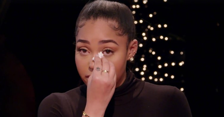 Everything We Learned From Jordyn Woods' Red Table Talk ...