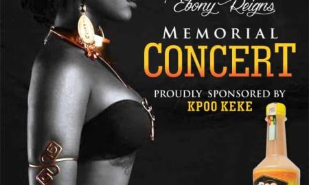 Ebony Reigns Memorial Concert