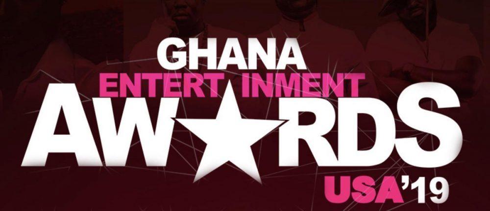 Image result for full list GHANA ENTERTAINMENT AWARDS 2019