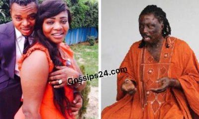 Obinim has an extra marital affair with Pamela, reasons why Florence Obinim can't come to Ghana - Kwaku Bonsam reveals 3
