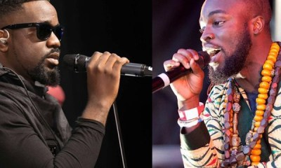 Sarkodie and Manifest, Manifest, Sarkodie, Best International Flow, Shatta Wale And Stonebwoy Finally Sort Out Their Differences (Photo)