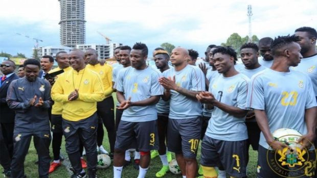 Sports Ministry Took Pastors And Mallams To Egypt, Ghana vs Benin: Coach Kwesi Appiah Promises More Goals