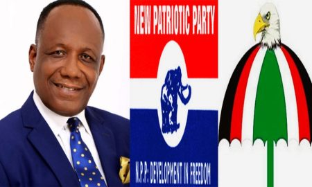 NPP And NDC Are The Trouble Makers Of This Nation - Bishop Samuel N Mensah