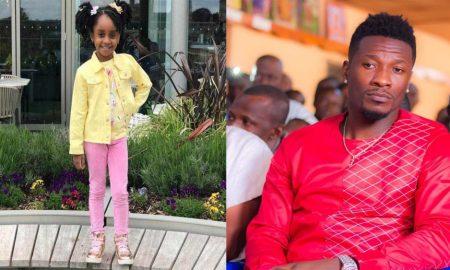 Asamoah Gyan's Daughter
