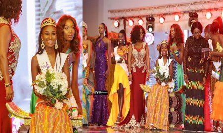 Miss Ghana 2019, Miss Ghana Queens