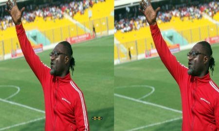 Black Stars Did Not Look Like A Team - Countryman Songo