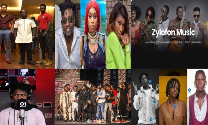 Top 10 Most Powerful Record Labels in Ghana 1