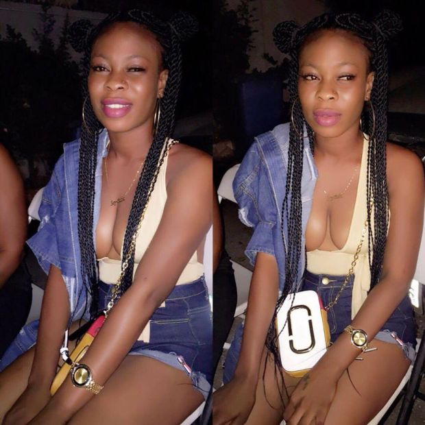 Photos Of Akosua Barbie, The Slay Queen Who Died For Snatching Someone's Husband