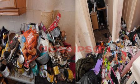 Tenant Fills Annoying Landlord's Property With Rubbish Before Moving Out