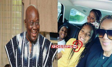 Nana Akufo-Addo Granddaughters