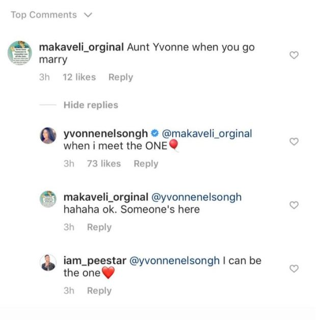 Yvonne Nelson Announces When She Is Getting Married