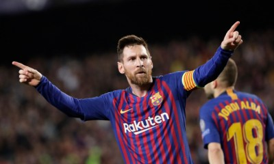 UEFA consider stopping Champions league due to coronavirus, Lionel Messi, Lionel Messi wins Ballon D'or