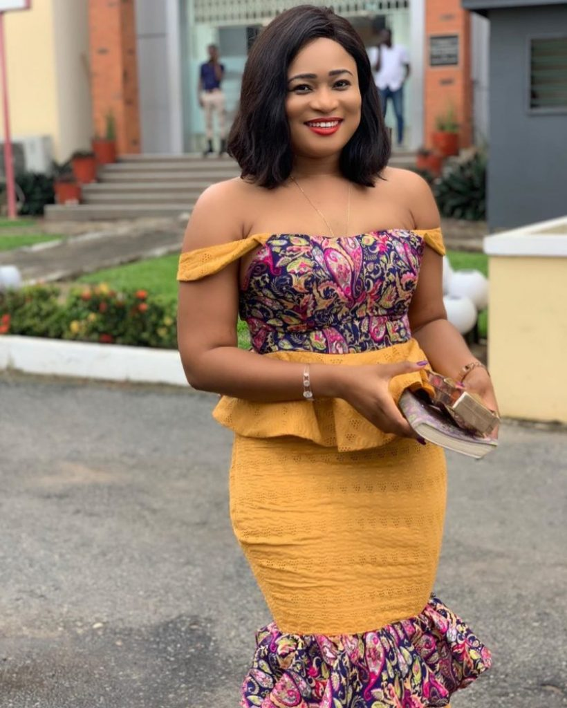 Christabel Ekeh looks beautiful and different in new photos