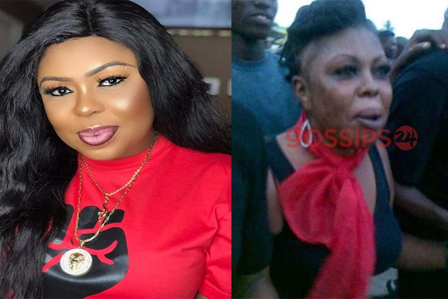 Afia Schwarzenegger Scares Social Media Users With No Make-Up Photo