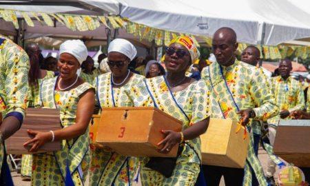 Christians, Ghanaian Evangelist, Tithe,