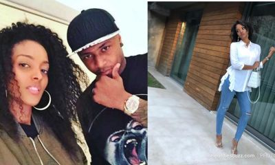 Dede Ayew pens down sweet words to wife as she marks birthday today 7