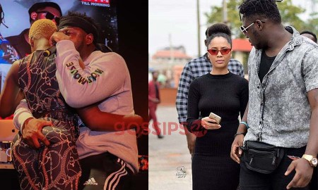 Medikal, Derby, Medikal and Derby, Fella Makafui