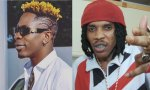 Shatta Wale and Vybz Kartel
