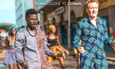 Kuami Eugene - For Love ft. Conan O'Brien
