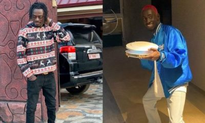 Lil Win finally reacts after he was dragged for promoting Absa Bank with 'Attaa Adwoa' song 3