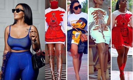 list of slay queens in Ghana