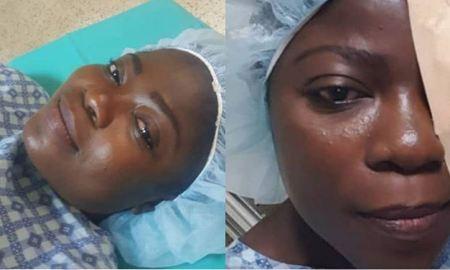 Vim Lady surgery, Afia Pokuaa