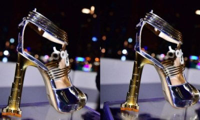 Check out the world's most expensive shoe worth $15.5Million 13