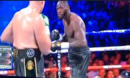 Deontay Wilder vs Tyson Fury Live