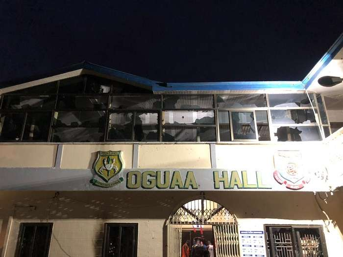 UCC bans hall week celebrations