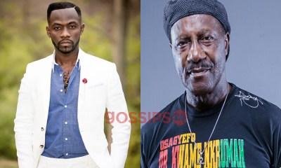 Okyeame Kwame and Gyedu-Blay Ambolley