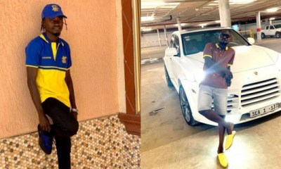 Funny Face reacts after Lilwin also gifted a fan Ghc1000 to challenge him 1