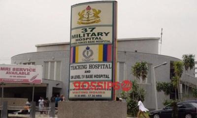 Ghana records third coronavirus death at 37 Military Hospital
