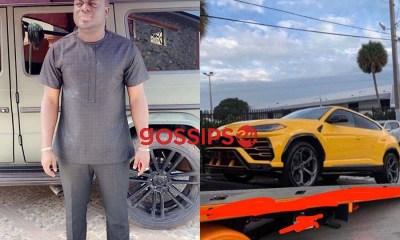 Dada Joe Remix buys a 2019 Lamborghini URUS