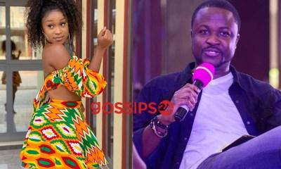 Efia Odo slams Rev Brian Amoateng, Efia Odo and Brian Amoateng