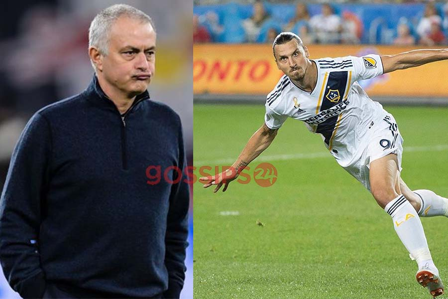 Jose Mourinho snubs Zlatan Ibrahimovic in his best XI players