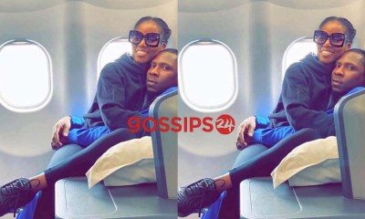 MzVee and Mugeez caught in love