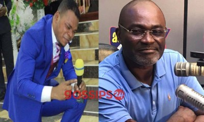 Kennedy Agyapong, Angel Obinim