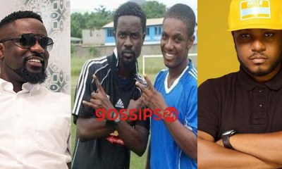 Throwback photo of Sarkodie and Dr Cryme will give you hope