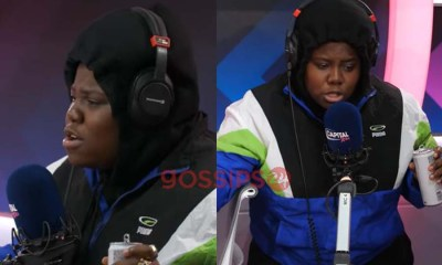 Teni disgraces Nigerians with her weak freestyle on Tim Westwood TV