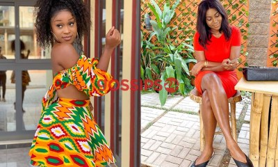 Efia Odo and Yvonne Nelson, Efia Odo replies Yvonne Nelson over suggestions on giving secretly