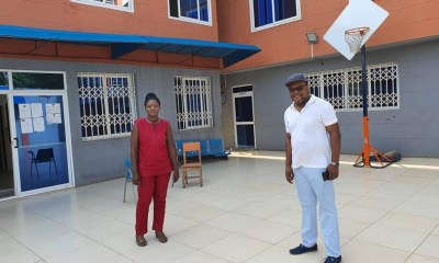 Ghanaian pastor donates 100-bed facility to be used as isolation centre