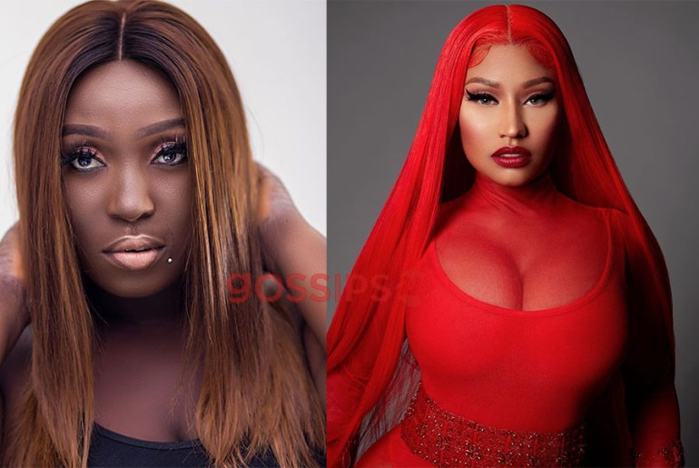 Eno Barony dares Nicki Minaj for a rap battle