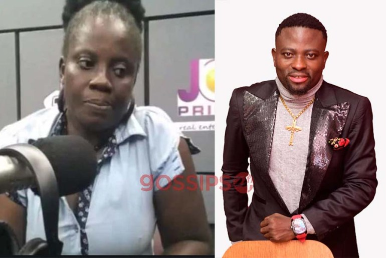Hannah Marfo accuses Brother Sammy of stealing her song